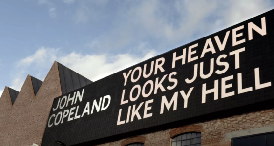 John Copeland: Your Heaven Looks Just Like My Hell