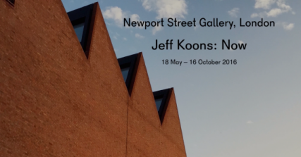Jeff-Koons-Now-Exhibition-at-Newport-Street-Gallery-London-in-Video