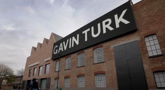Gavin-Turk-Exhibition-At-Newport-Street-Gallery-London