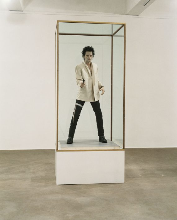 Gavin-Turk-Pop-Newport-Street-Gallery-London