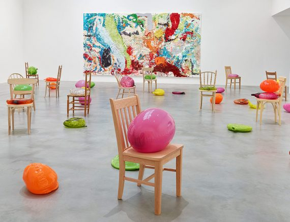 Dan-Colen-Sweet-Liberty-at-Newport-Street-Gallery-London