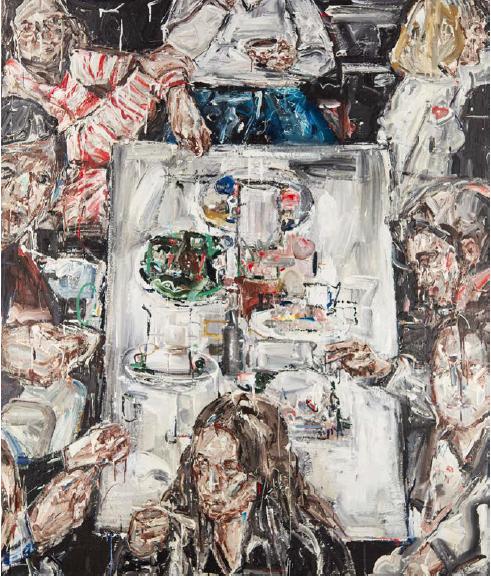 John-Copeland-Exhibition-at-Newport-Street-Gallery-London