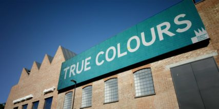 Artists-Tour-of-True-Colours-at-Newport-Street-Gallery-London